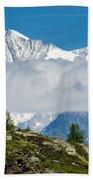 Flying Cloud Beach Towel