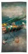 Flying Pig - Acts Of A Pig Beach Towel