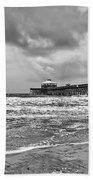 Folly Pier Beach Towel