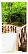 Folsom Bridge 2 Beach Towel