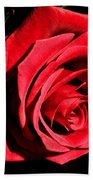 For You My Love Beach Towel