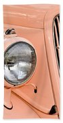 Ford Classic In Salmon Beach Towel