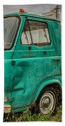 Ford Econoline Pickup Beach Towel