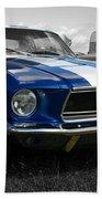 Ford Mustang Beach Towel