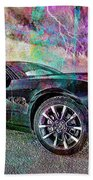 Ford Mustang Beach Towel