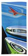 Ford Thunderbird Emblem -0505c Beach Towel