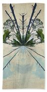 Forest Bouquet Wee Planet Beach Towel