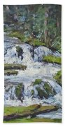 Forest Creek Beach Towel