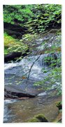 Forest Creek Beach Towel