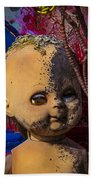 Forgotten Baby Doll Beach Towel