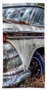 Forgotten Edsel Beach Towel