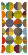 Forty Eight Circles 2.0 Beach Towel