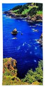 Foulweather Beach Towel