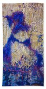 Foundation Number Ten Beach Towel