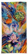 Four Elements Water Beach Towel