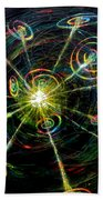 Fourth Day Of Creation Beach Towel