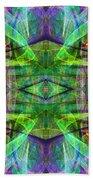 Fourth Dimension Ap130511-22 Beach Towel