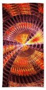 Fractal - Abstract - The Constant Beach Towel