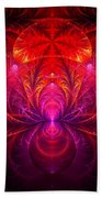Fractal - Jewel Of The Nile Beach Towel