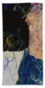 Fracture Section Xiv Beach Towel