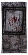 Framed Beach Towel by Margie Hurwich