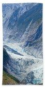 Franz Josef Glacier Beach Towel