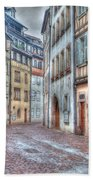 French Alley Beach Towel