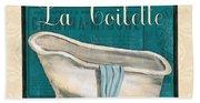 French Bath Beach Sheet