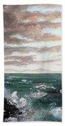 Frenchman's Bay Beach Towel