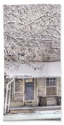 Freshwater Grocery Beach Towel by Benanne Stiens
