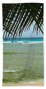 Fronds  Beach Towel