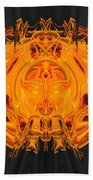 Froth Panel 15 Beach Towel