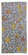 Fruit Design 1866 Beach Towel