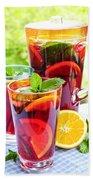 Fruit Punch  Beach Sheet