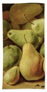 Fruit Still Life Beach Towel