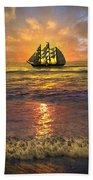 Full Sail Beach Towel