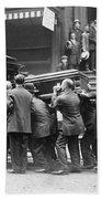 Funeral Rosenthal, 1912 Beach Towel