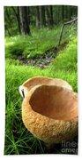Fungi Cup Beach Towel