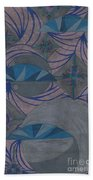Galactic Beach Towel