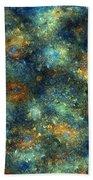 Galaxies  Beach Towel