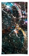 Starry Starry Night Beach Towel