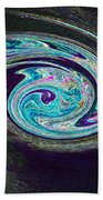 Galaxy Birth 1 Conception Beach Towel