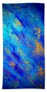 Galaxy II Beach Towel