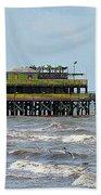 Galveston The Sv Beach Towel