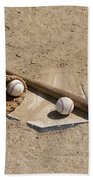 Game Time Beach Towel
