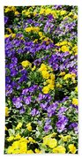 Garden Delight Beach Towel