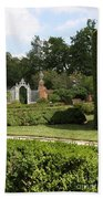 Garden Gate Governers Palace Beach Towel