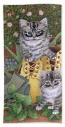 Garden Helpers  Beach Towel
