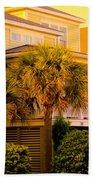 Garden Light At Isle Of Palms Beach Towel