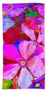 Garden Of Hope 002 Beach Towel